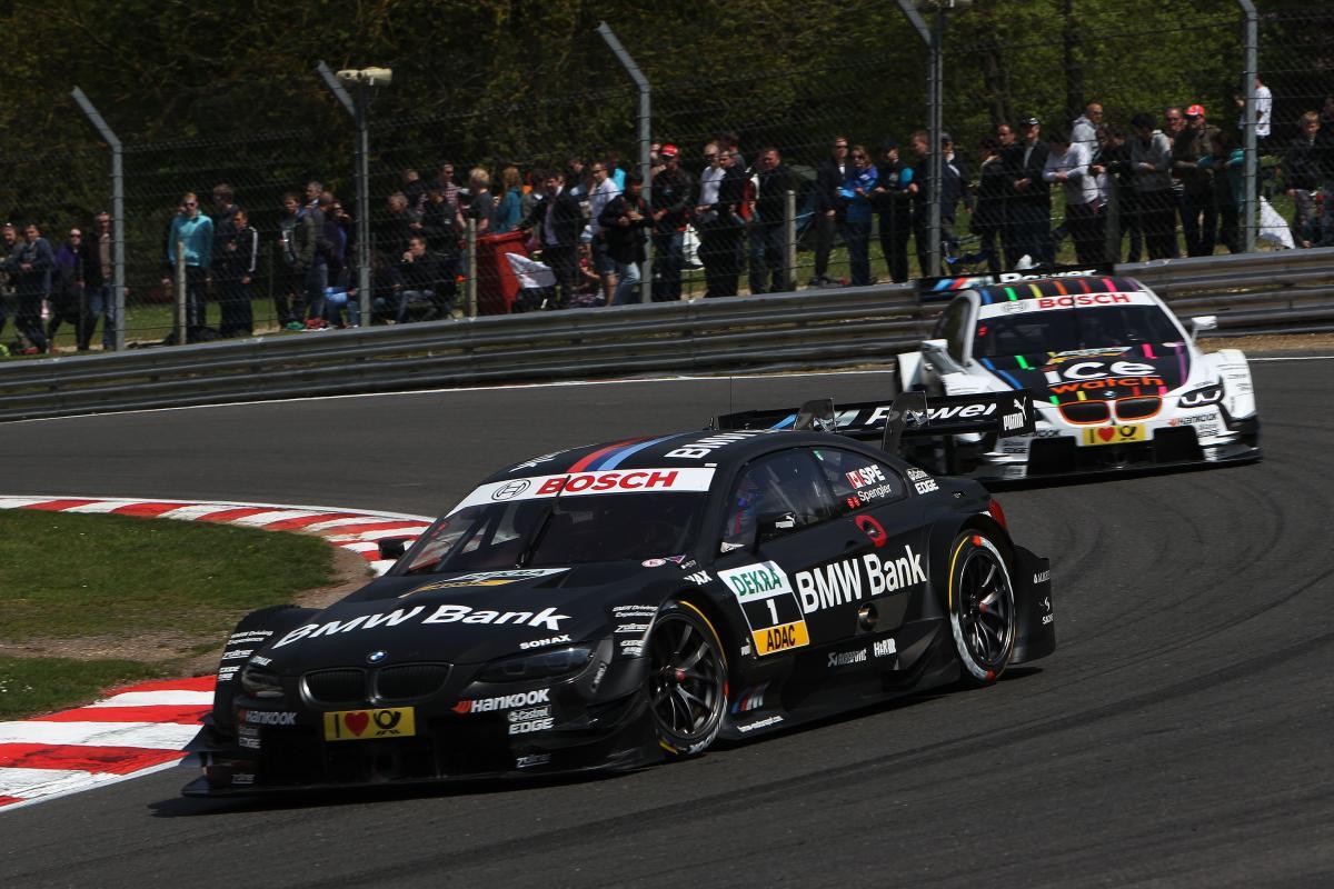 BMW DTM Racing