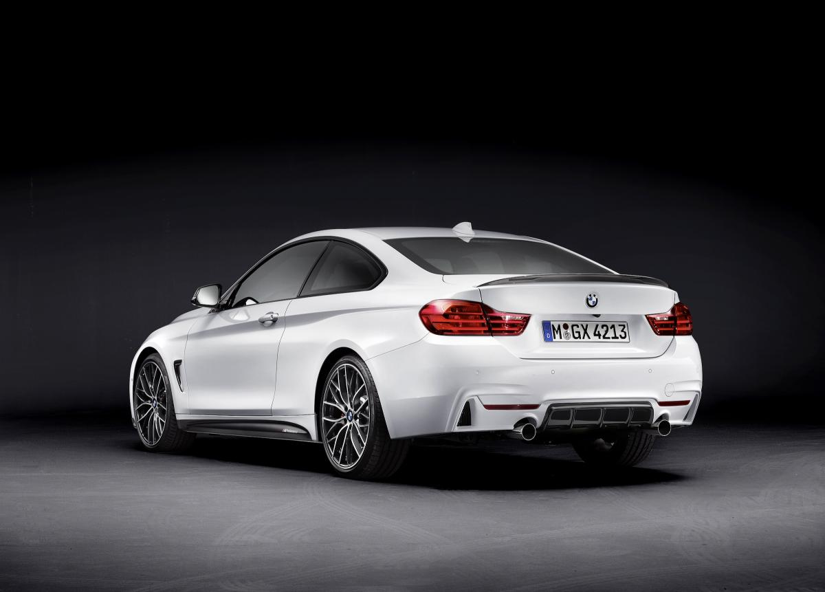 BMW 4 series M performance parts