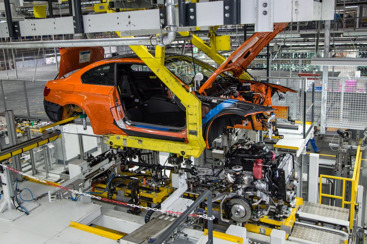 A Second BMW factory for North America? - Bimmerfest - BMW Forums