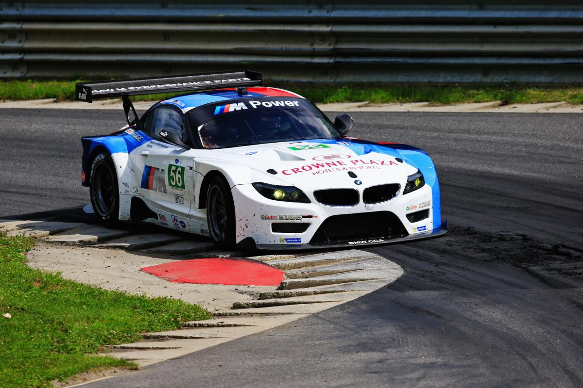 BMW Team RLL Wins at Lime Rock