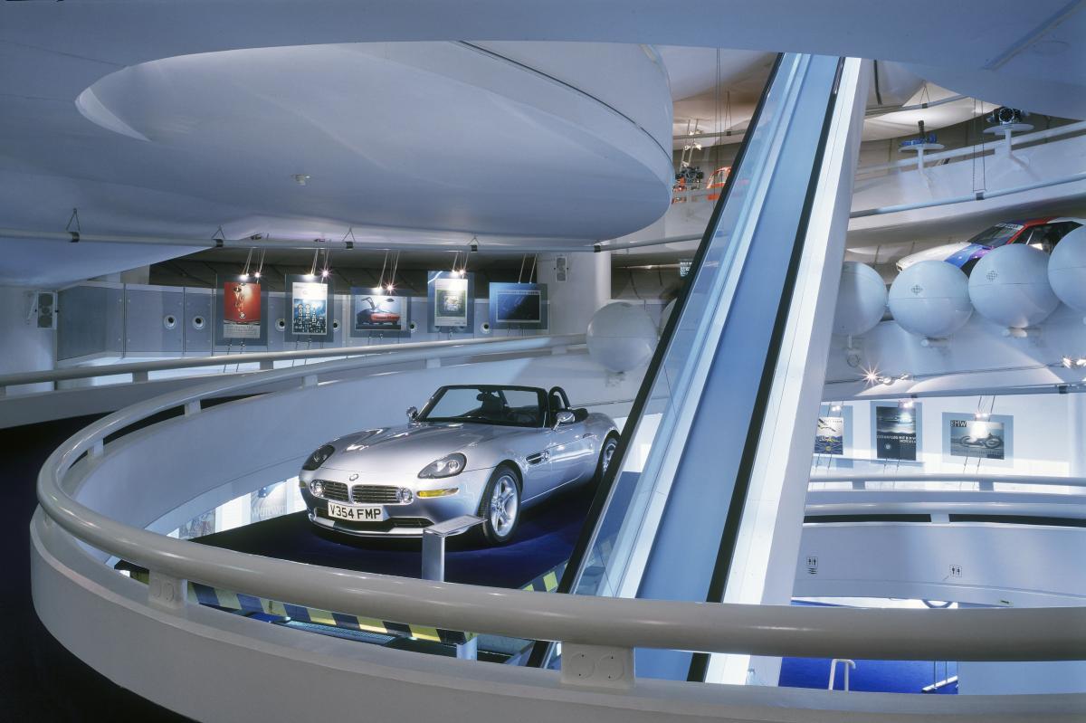 �Museum modern�