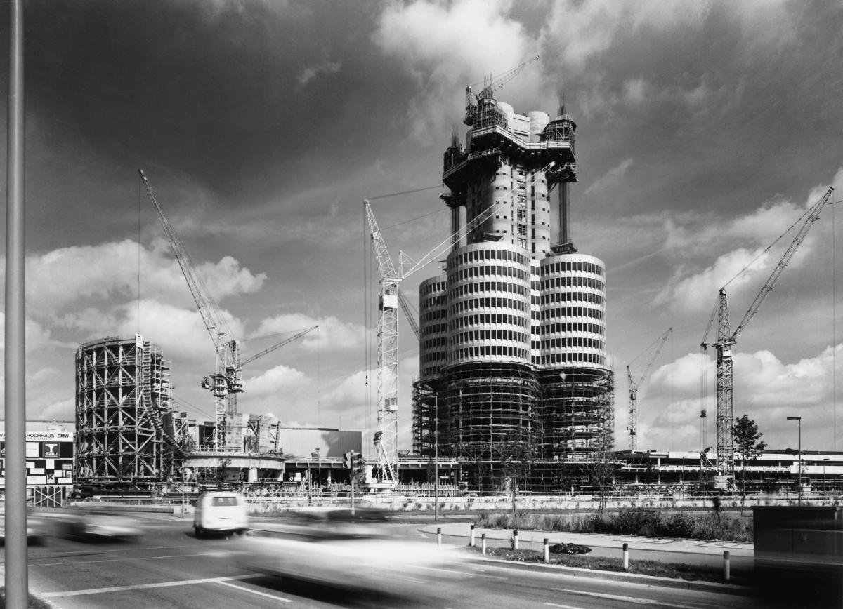�Tower construction�