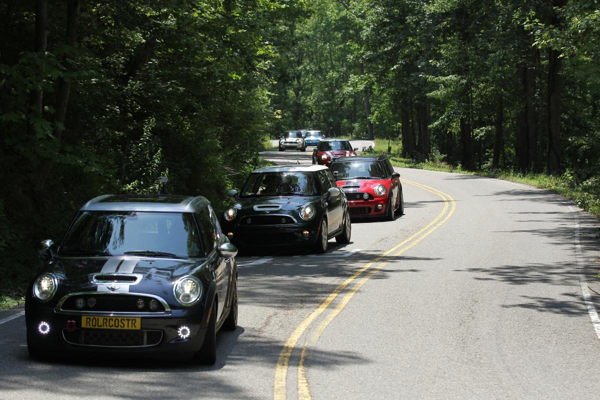 �Mini to stage record-breaking parade 'Across the Mack' in Michigan�