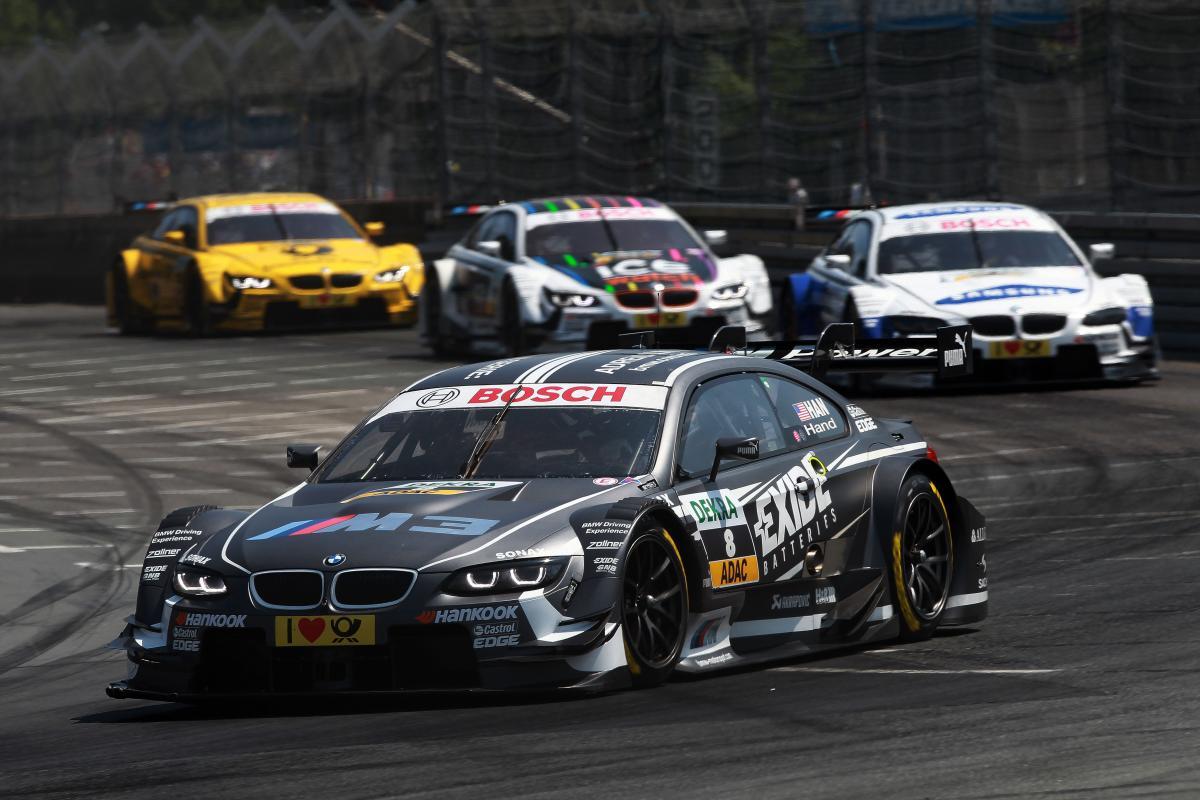 2013 BMW DTM Racing