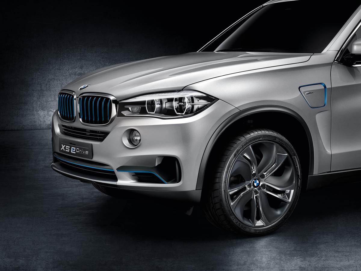 BMW X5 eDrive Hybrid