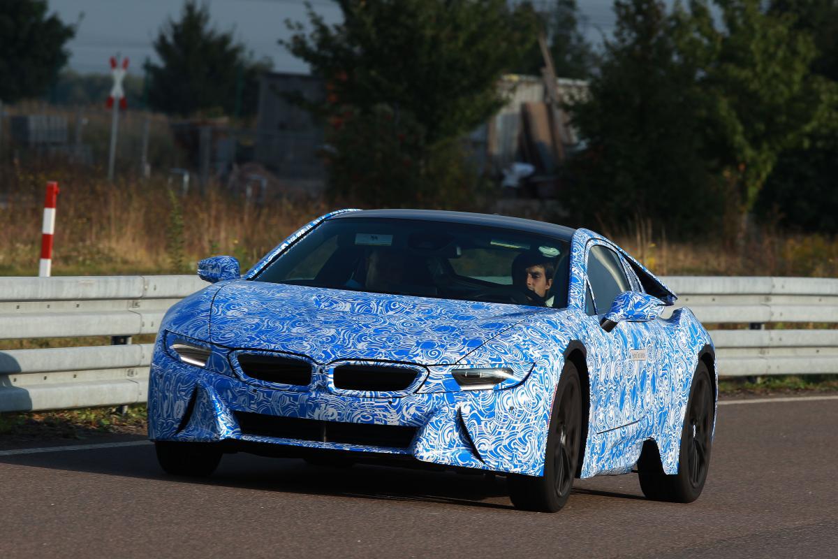 BMW DTM drivers i8