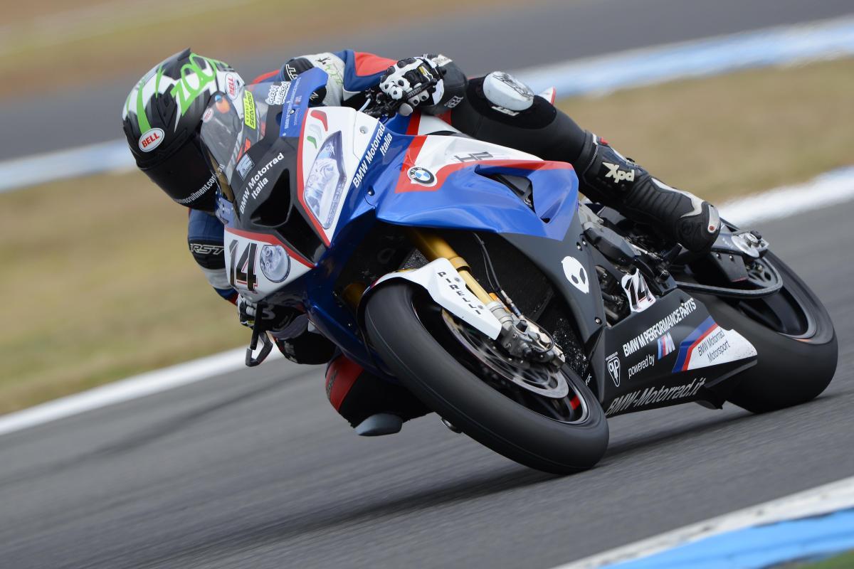 BMW Motorrad 2014 Race Season