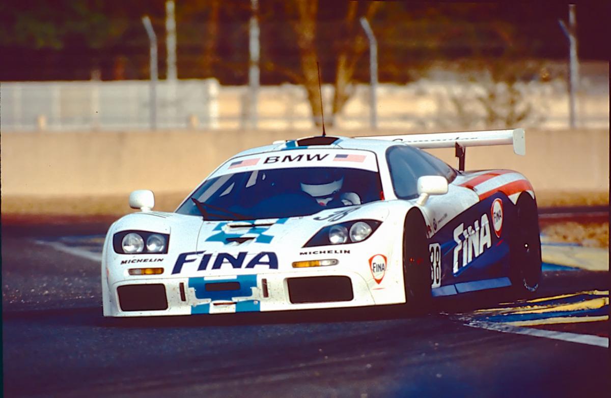 BMW M Powered McLaren F1 GTR