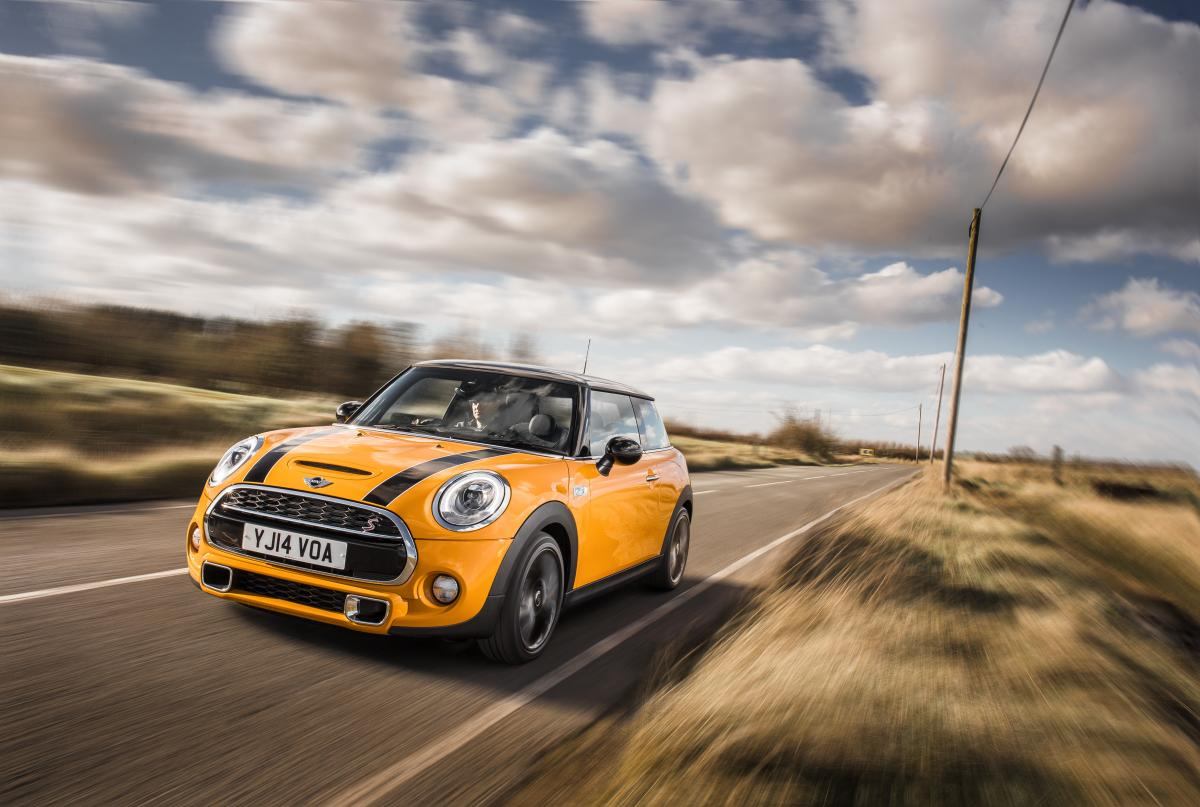 """mini car of year"""