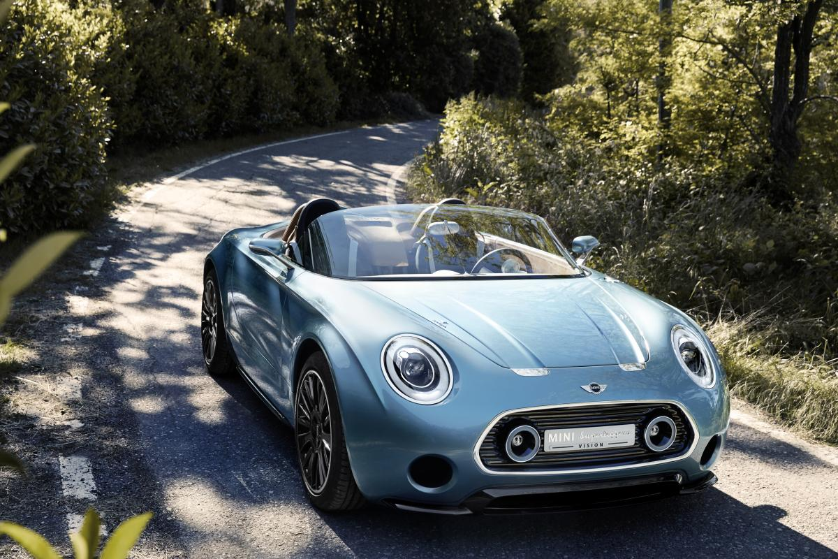 �mini superleggera�
