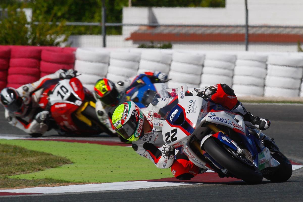 motorrad race
