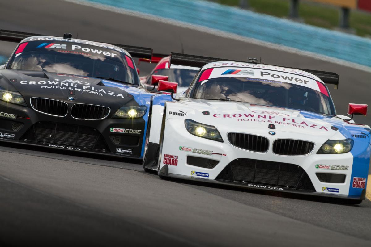 BMW Team RLL heads to Canadian Tire Motorsport Park BMW News at ...