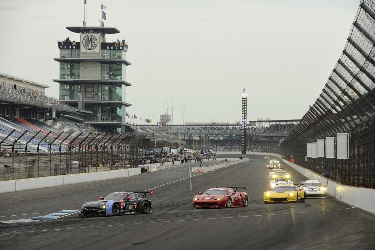 �brickyard results�