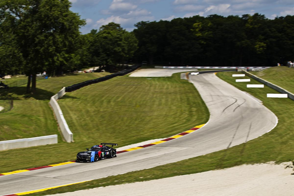 �team rll at road america�