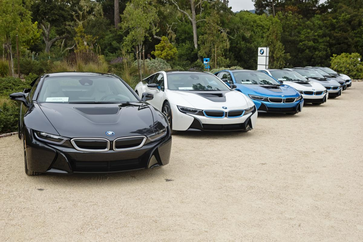 """""""first i8's in us"""""""