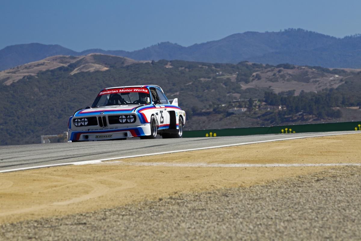 BMW Enters Three Fan Favorite Race Cars at the 2015 Rolex Monterey ...