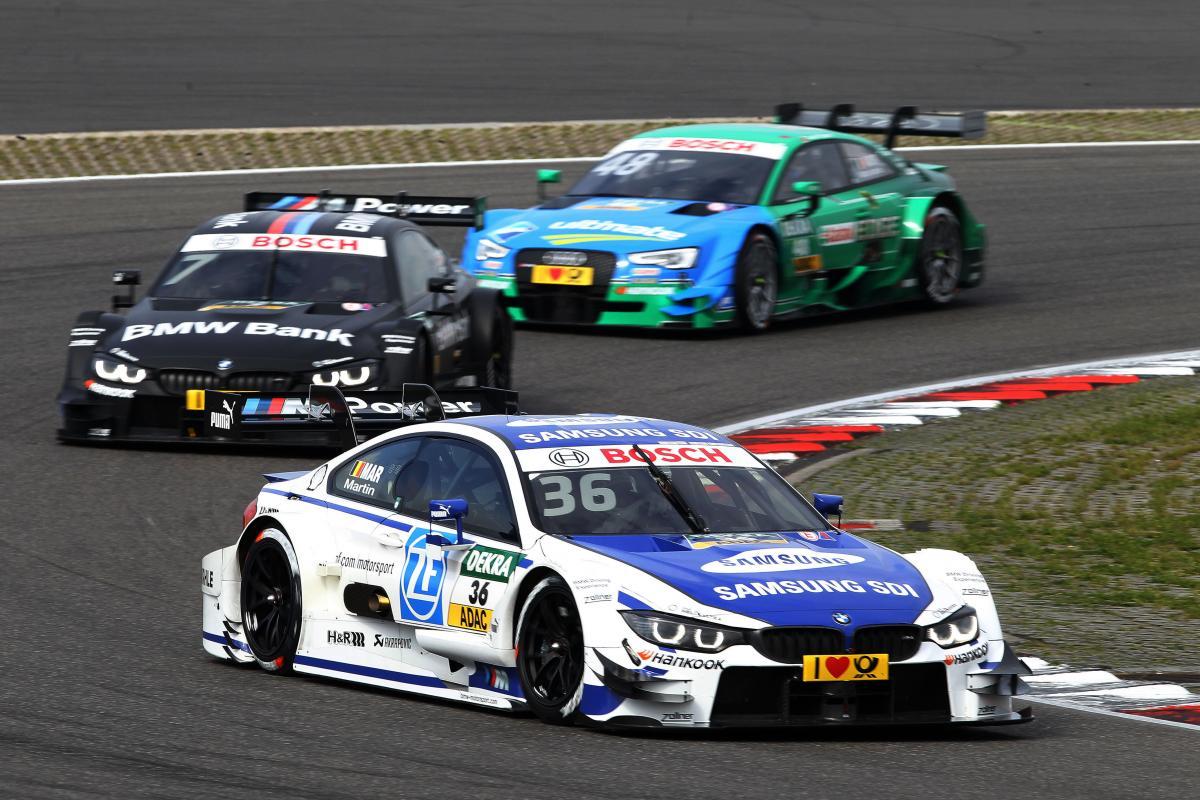 nurburgring dtm