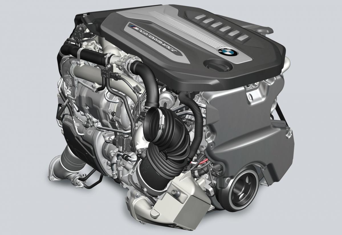 """bmw 540d 57 engine"""