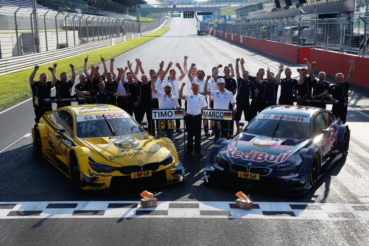 """""""2nd race 2016 dtm"""""""