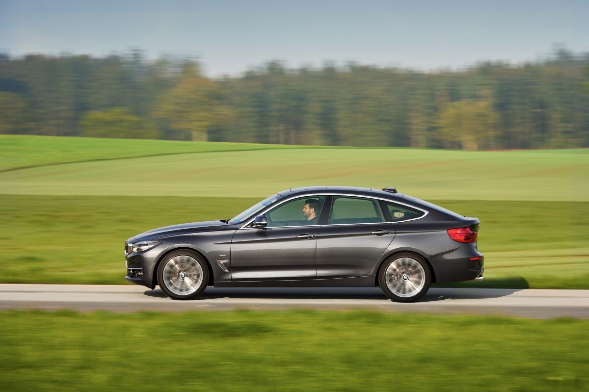 The new BMW 3 Series Gran Turismo  - Bimmerfest - BMW Forums