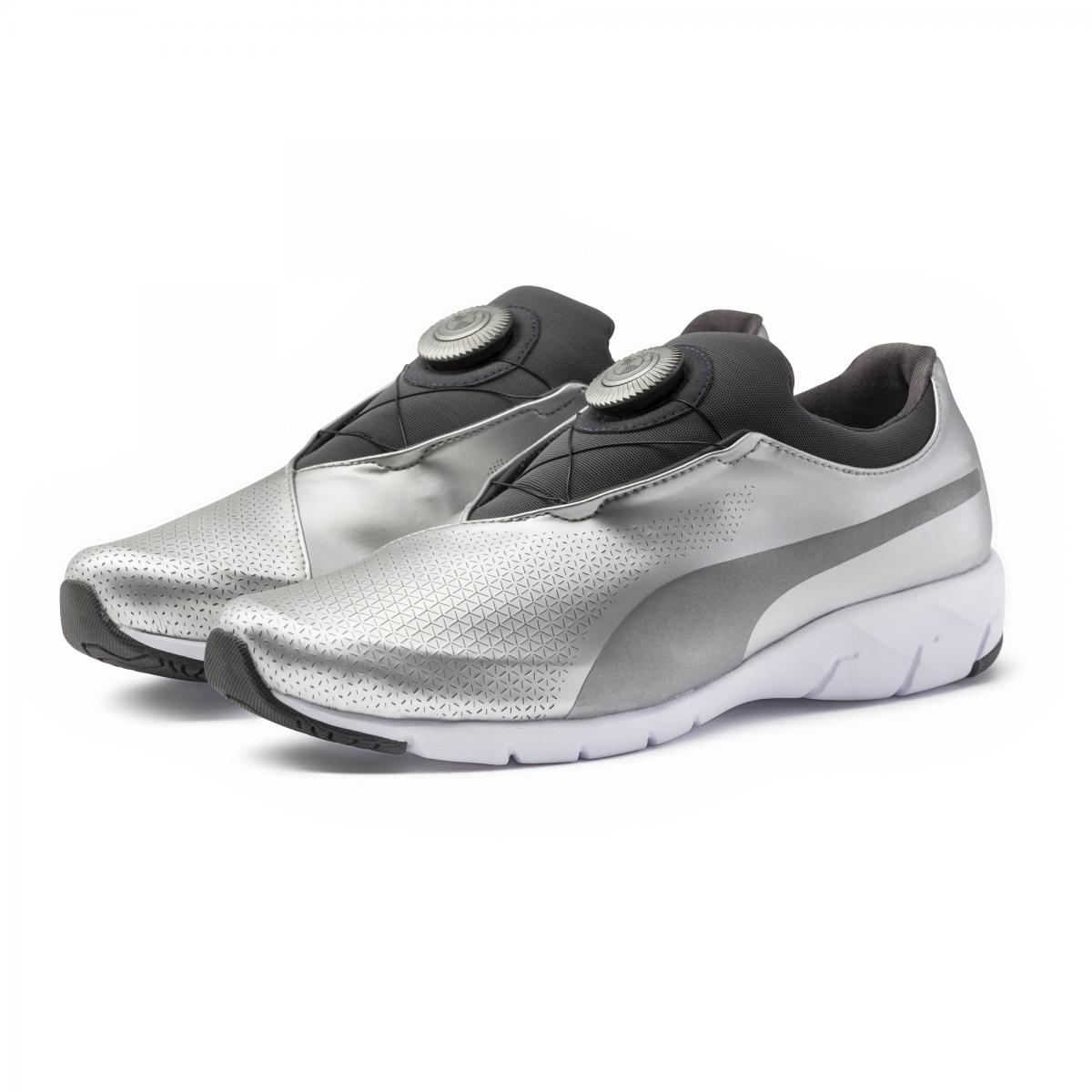 definido fluido Verde  BMW and Puma team up to make a silver shoe | BimmerFest BMW Forum
