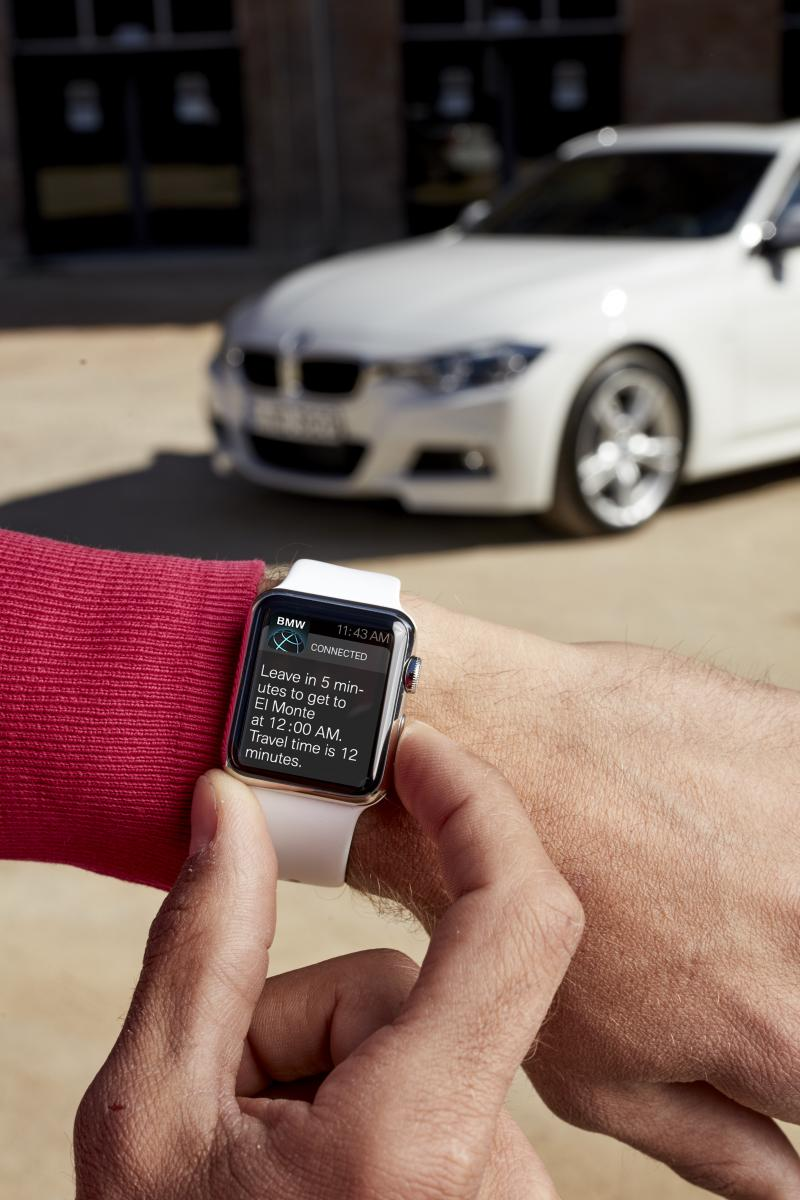 BMW Connected – the personalized digital mobility companion