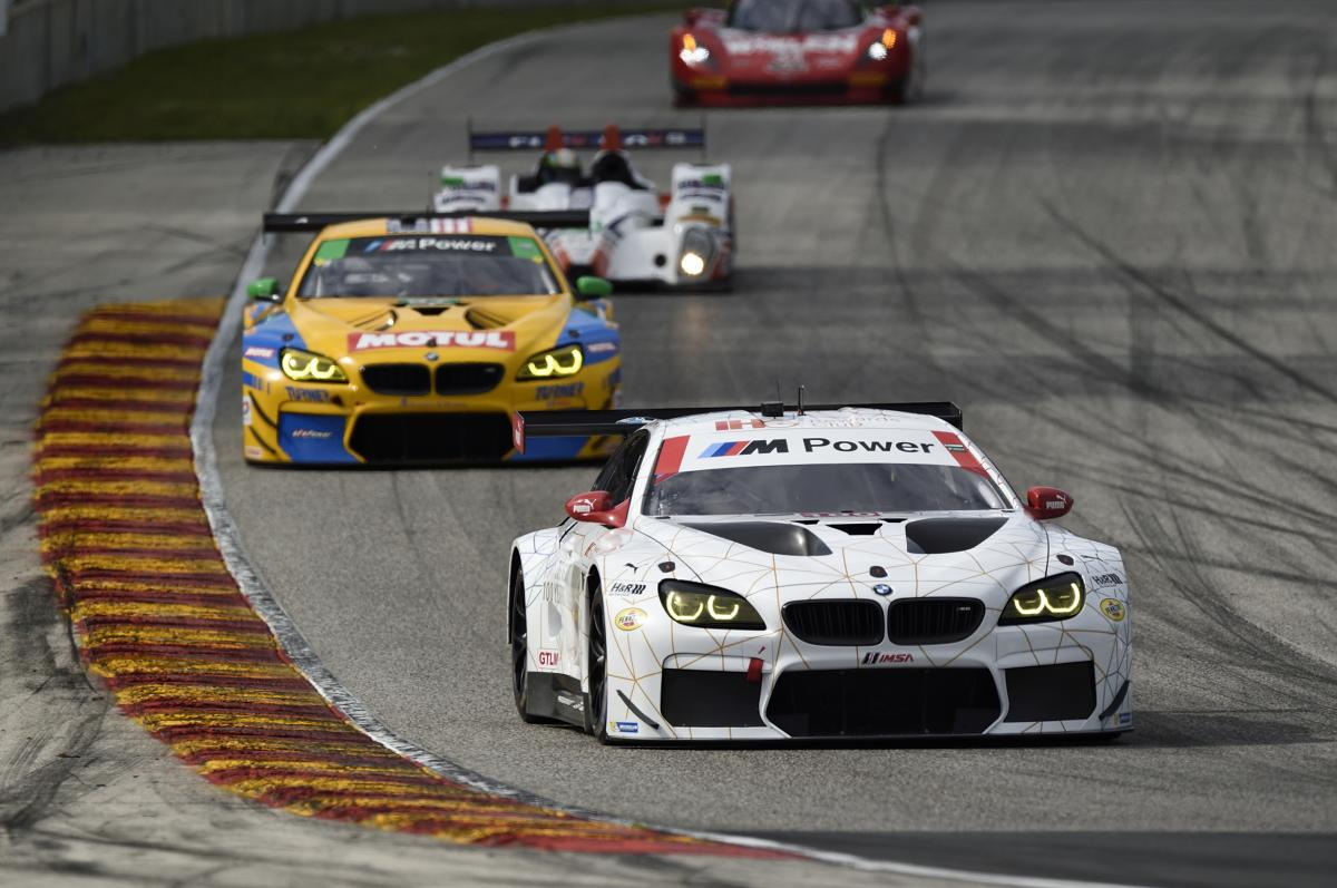 """bmw at road america"""