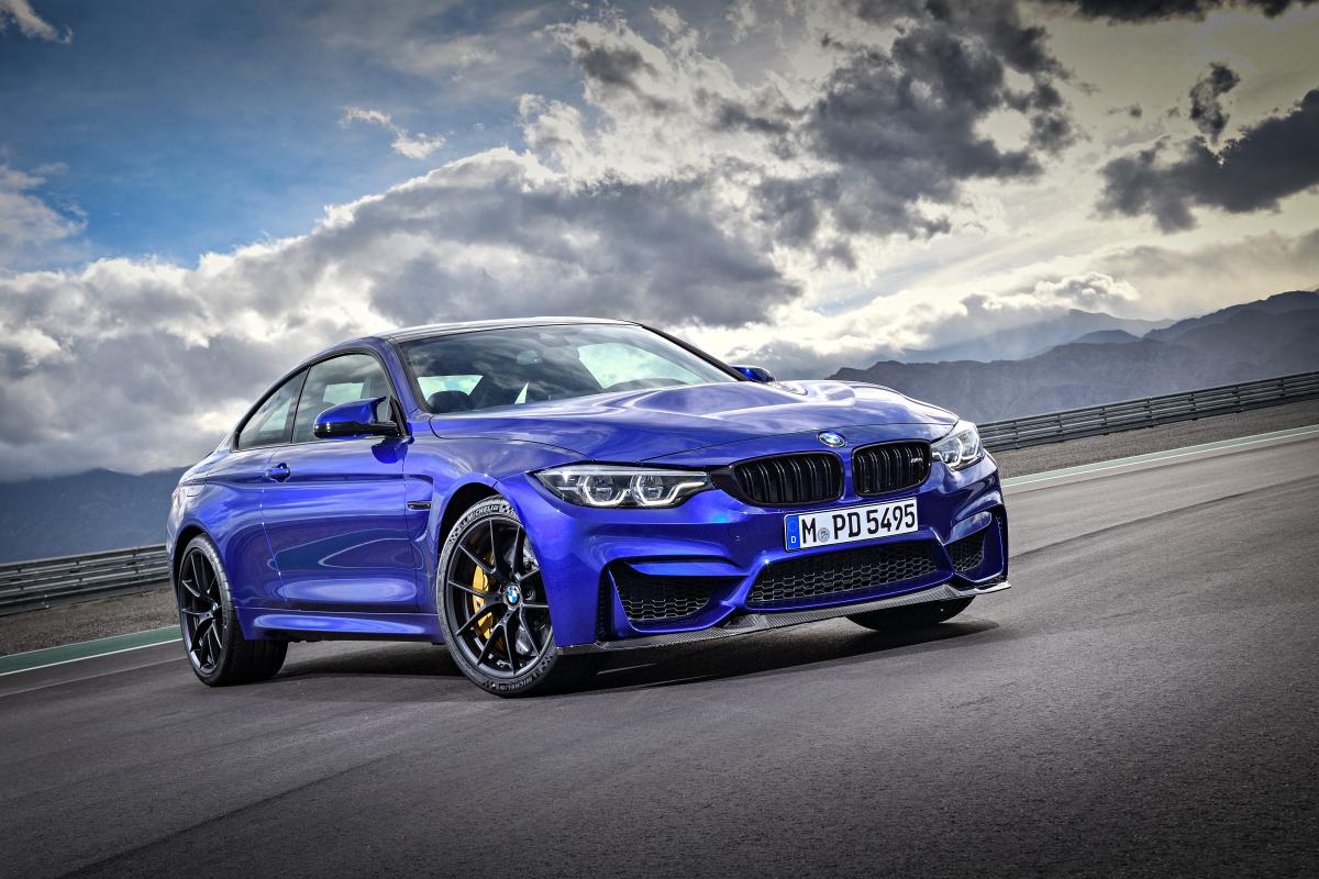 Behold the new BMW M4 CS BMW News at Bimmerfest.com