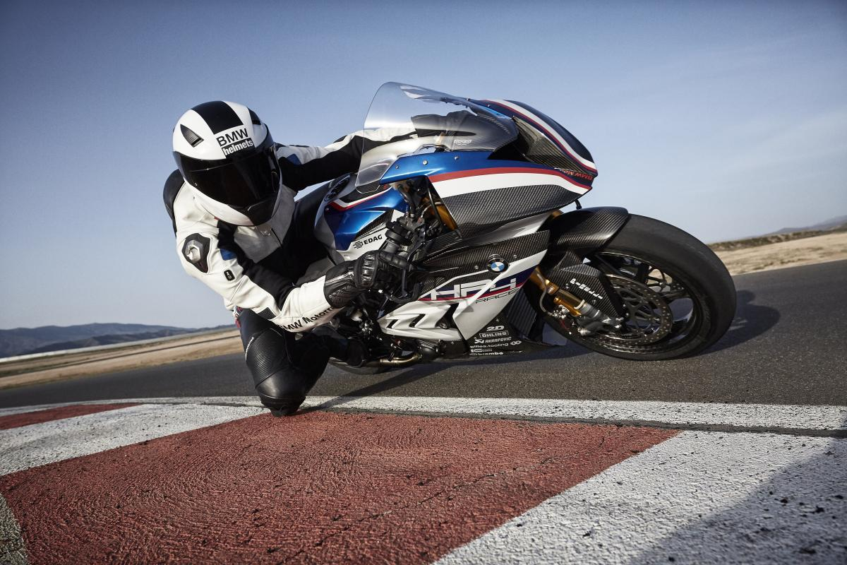Bmw Motorrad Presents Their Limited Production Purebred Racing