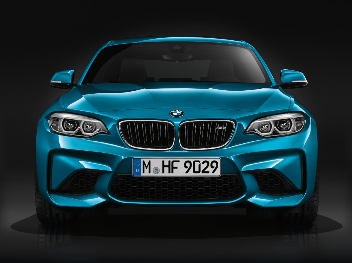 BMW 2 Series Facelift LCI