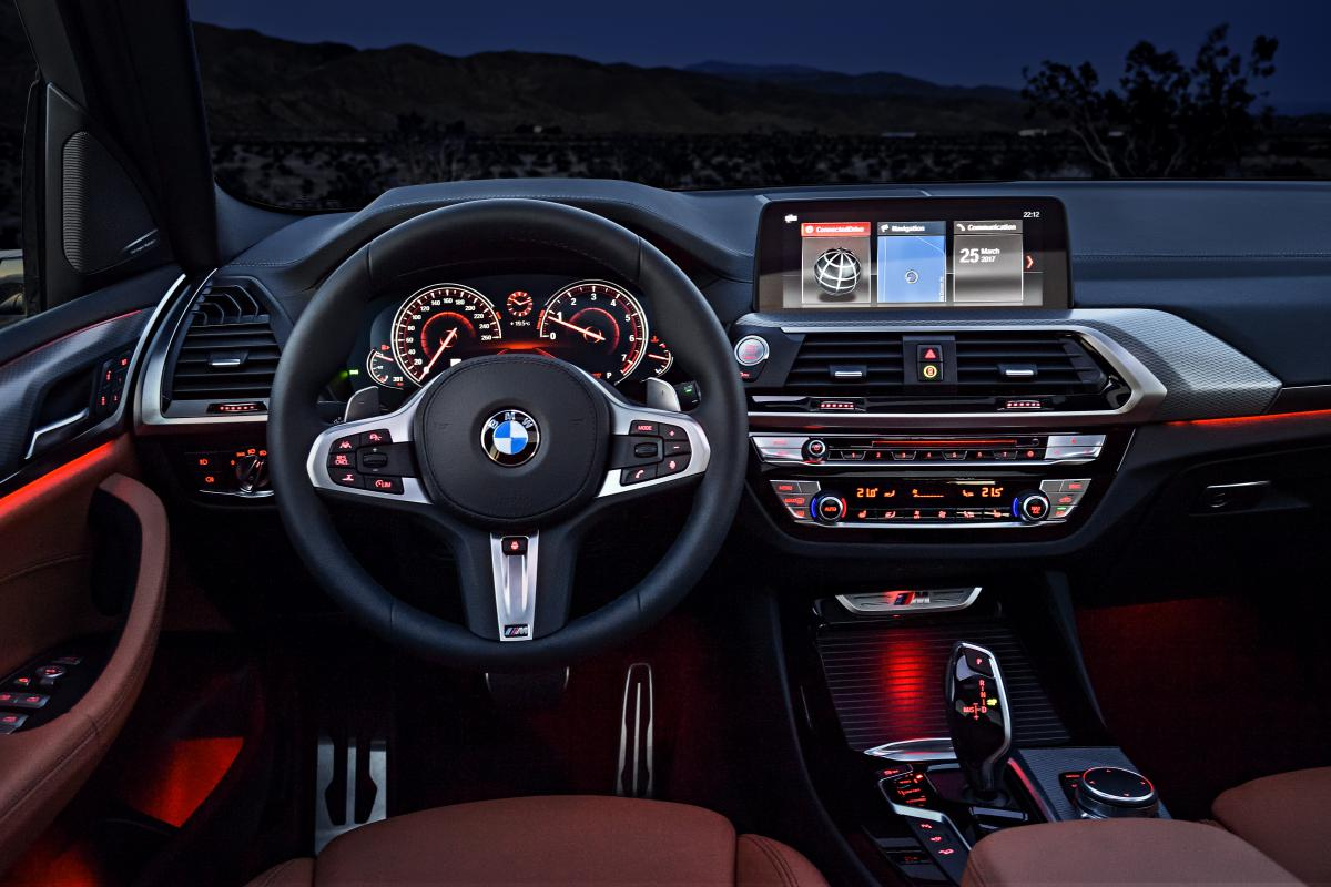 Say Hello To The All New 2018 Bmw X3 Xdrive30i And M40i Bmw News At Bimmerfest Com