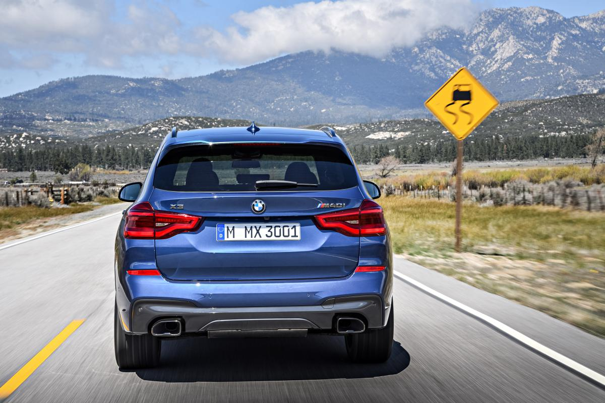 say hello to the all new 2018 bmw x3 xdrive30i and m40i bimmerfest bmw forums. Black Bedroom Furniture Sets. Home Design Ideas