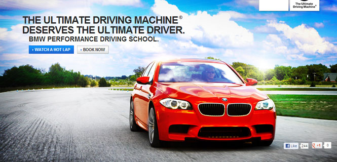 New Videos, Details and Website from the BMW Performance Center!