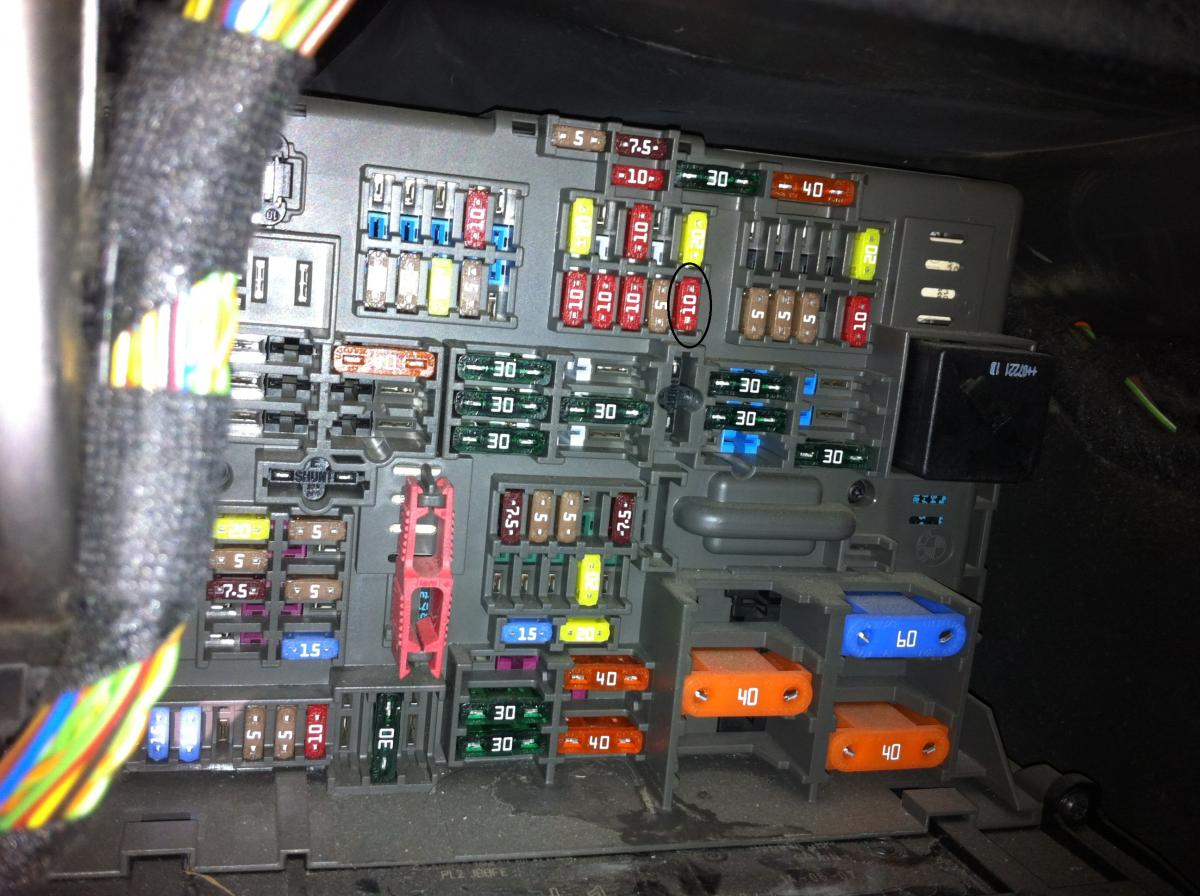 bmw i fuse box diagram image wiring help what fuse to pull to disable seat belt assist arm on 2007 bmw 335i