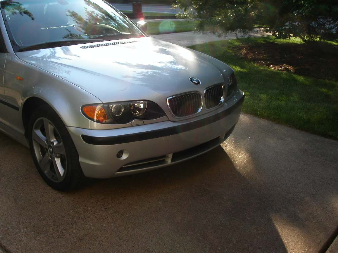 Removing front license plate holder  Bimmerfest  BMW Forums