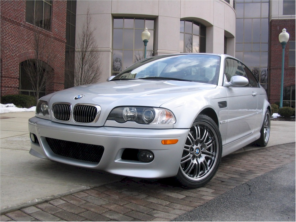 fs: 2002 bmw m3 - excellent condition - going cheap!!