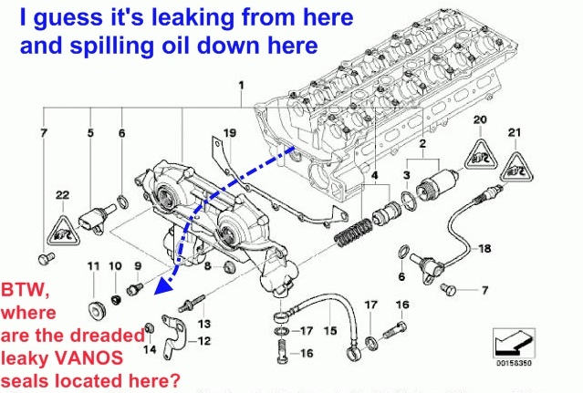 Disabling Vanos  - Bimmerfest - BMW Forums