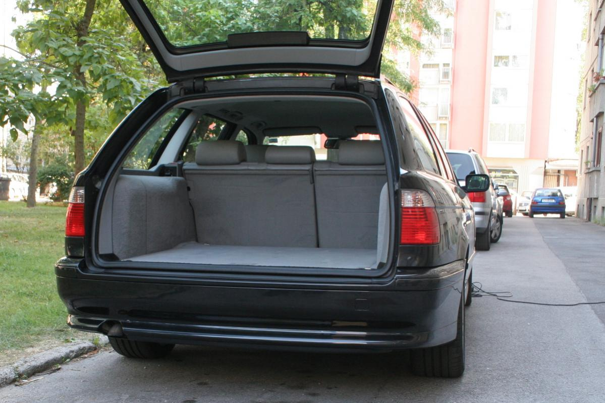 DIY Remove E39 Touring Rear Bumper Carrier  Bimmerfest  BMW Forums