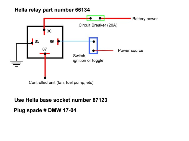 wiring diagram for hella relay wiring diagram blog motorcycle relay wiring diagram motorcycle image