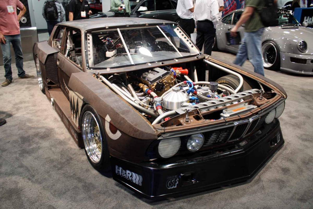 Bmw 525 1980bmw E28 E Lux Auto Old Colonel Cars 5 Series E32 This Ratrod Is The Most Interesting Car At Sema
