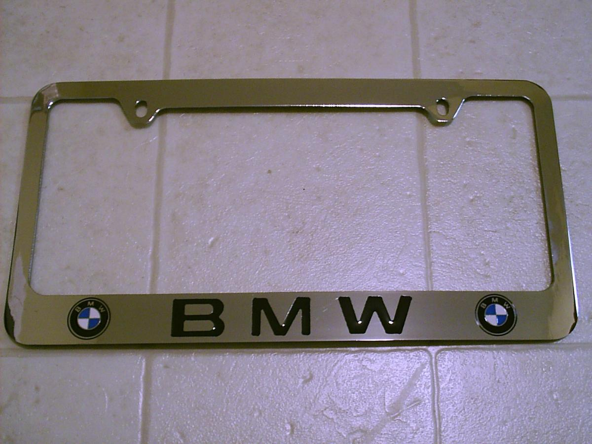 bmw license plate frames bimmerfest bmw forums. Cars Review. Best American Auto & Cars Review