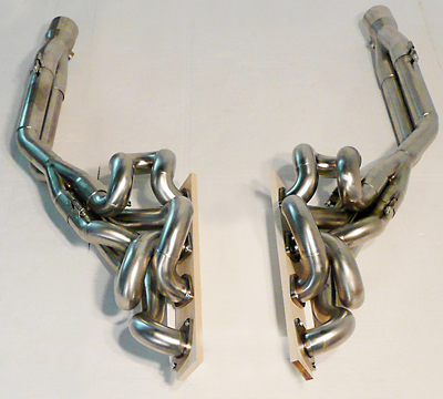 M3 S65 Race Headers