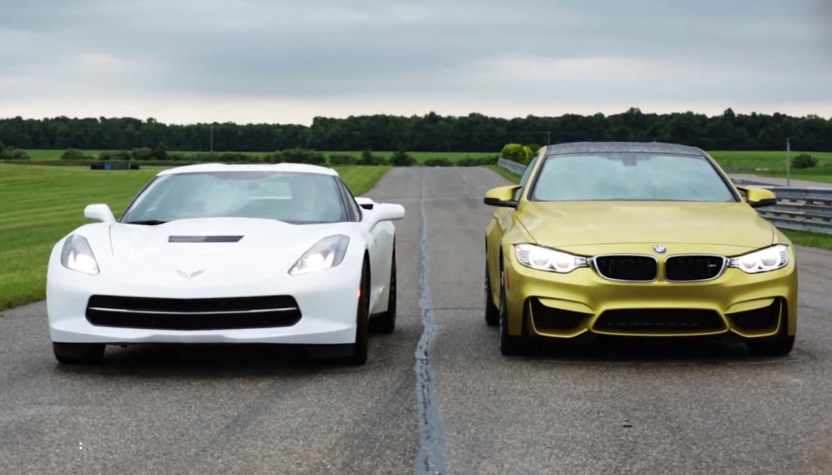 �m4 vs stingray�