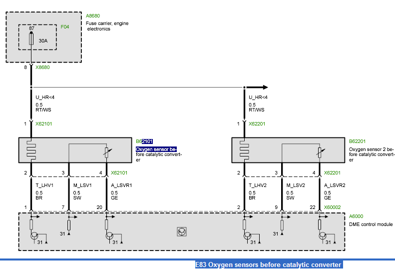Bmw X5 Bank2 Sensor1 Replacement - Bimmerfest