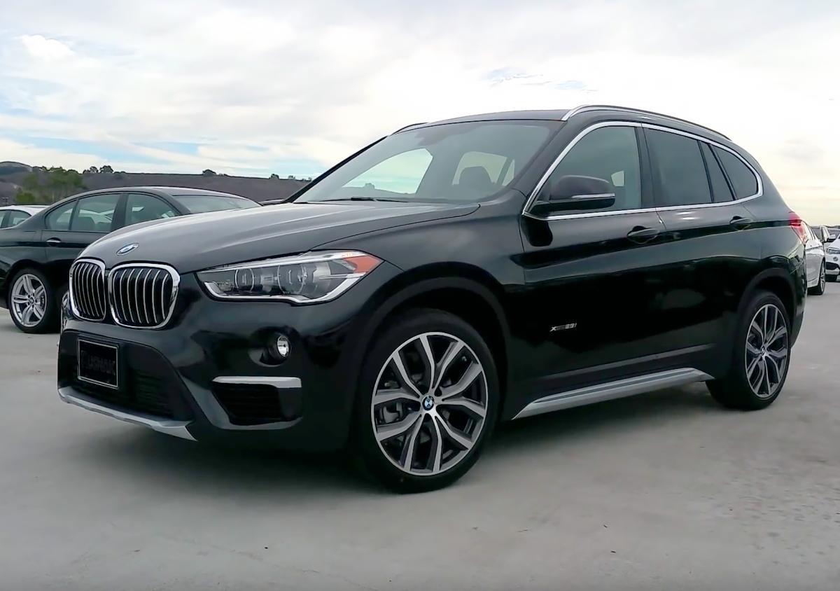 Bmw X1 2017 Black New Cars Gallery