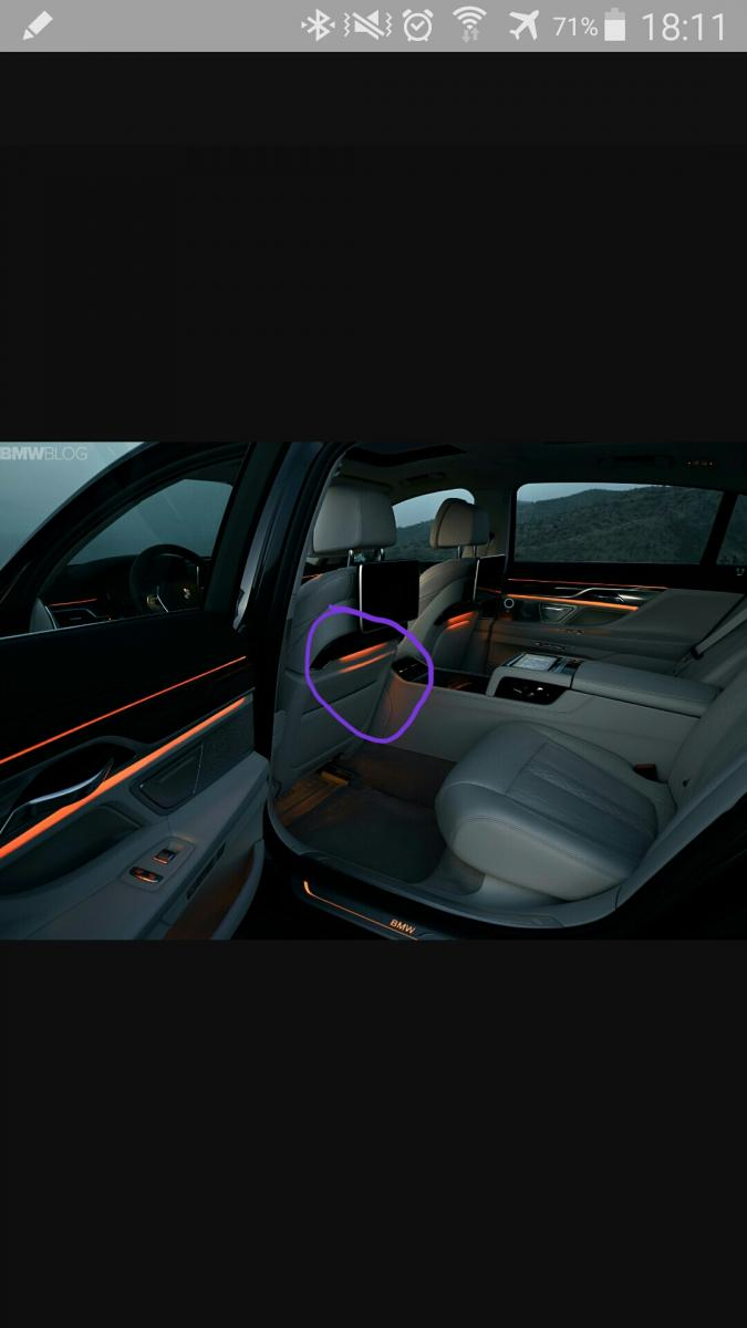 2014 X5 No More Blue Light On Back Of Seats Bimmerfest Bmw Forum