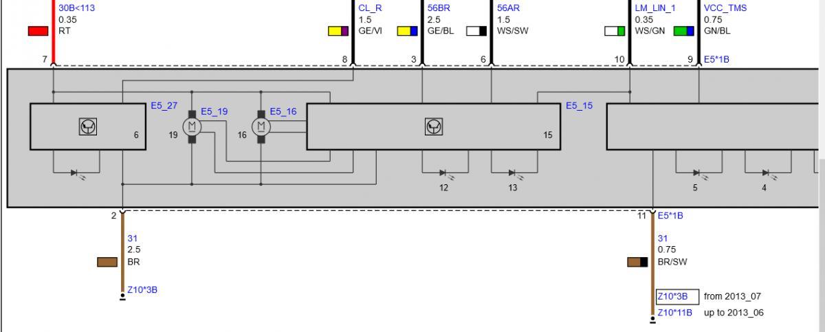 Headlight Wiring diagram full led adaptive | Bimmerfest BMWBimmerfest