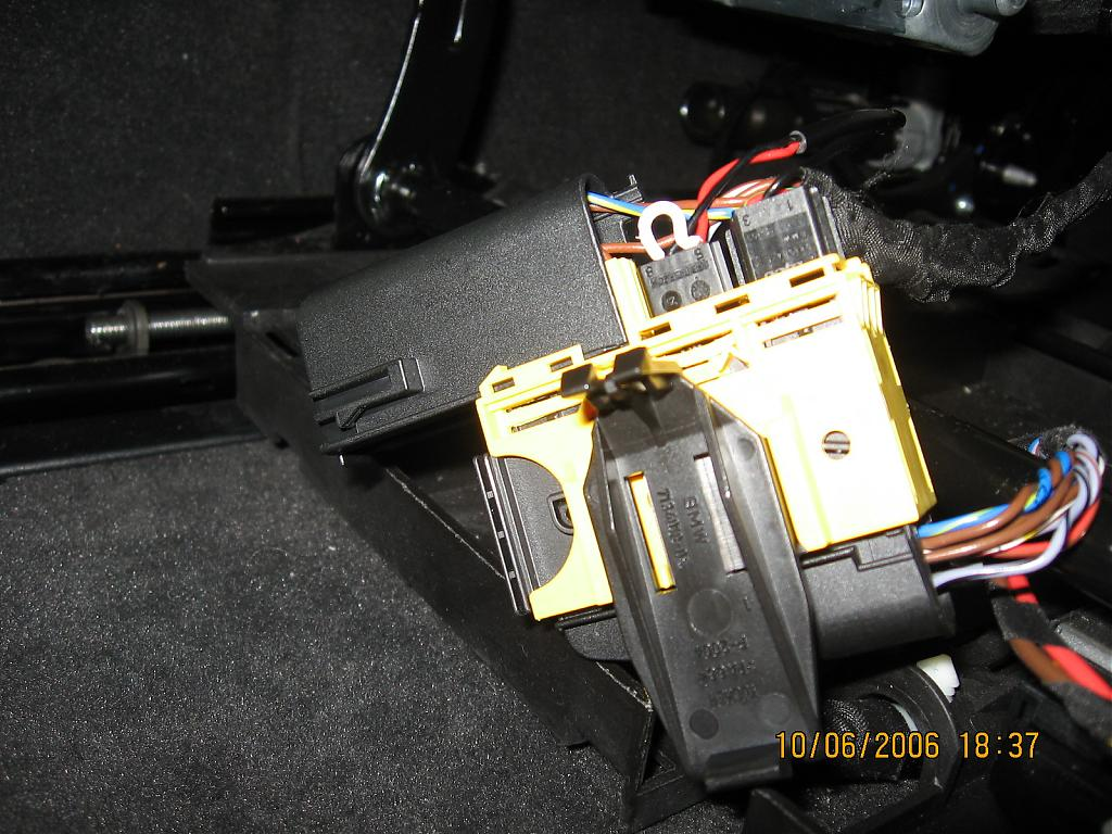 How to stop seat belt chime - Bimmerfest - BMW Forums