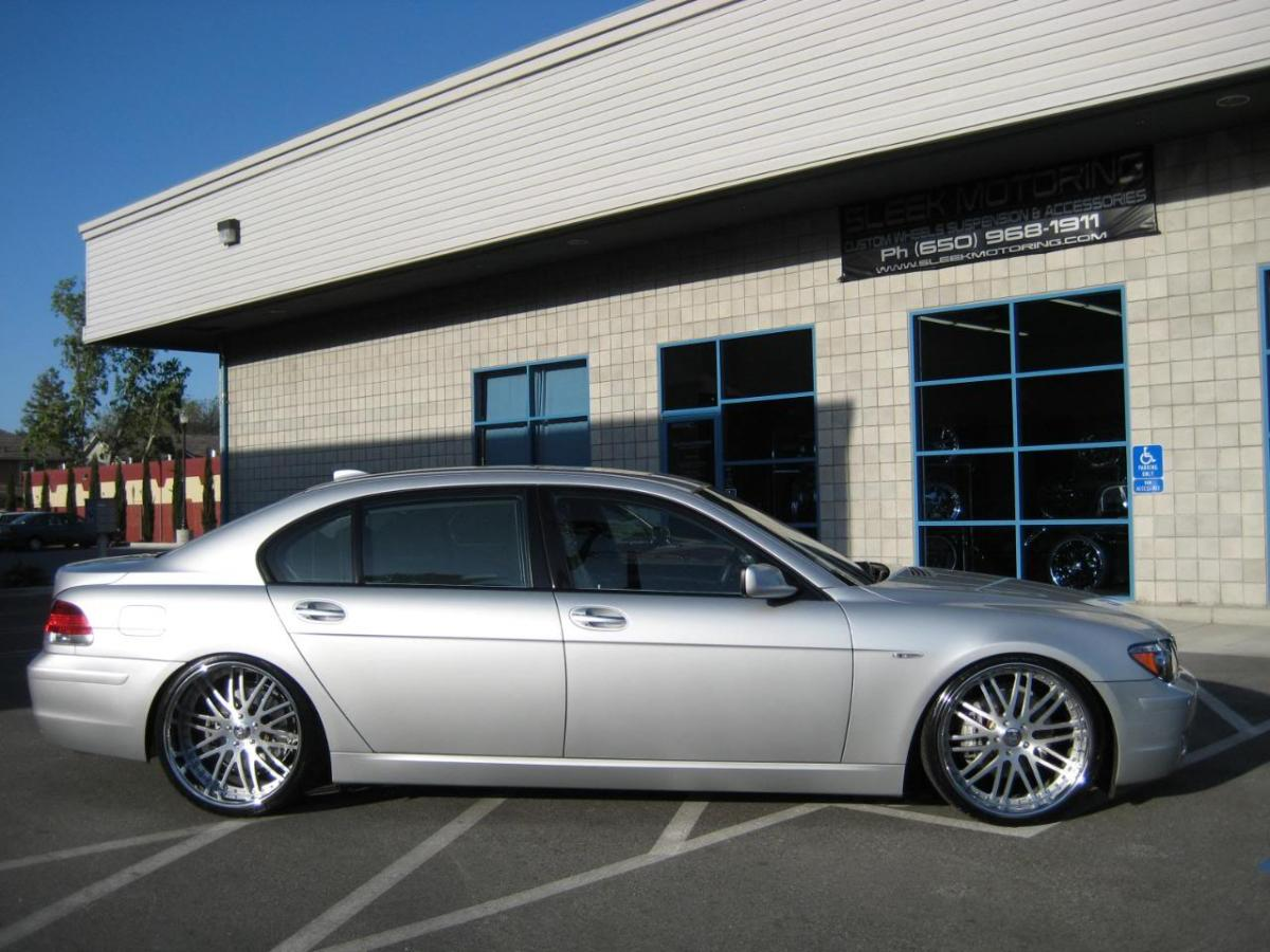 Im interested in matte blacking out my 04 745li bimmerfest click image for larger version name vanachro Images