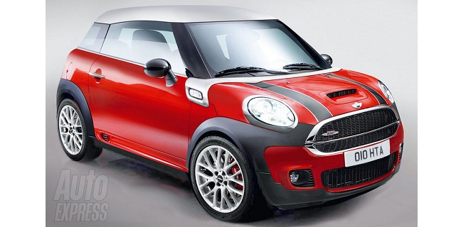 MINI to product smaller....errr MINI and it will come in a John Cooper Works Model!